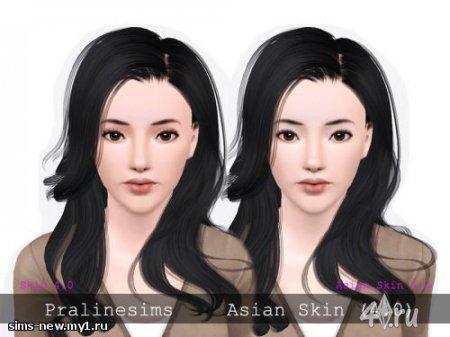 Недефолтный скинтон для лица Asian Skin
