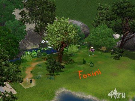 Райский Сад от Foxini