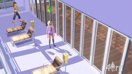Симка Крис Кенг для Sims 3