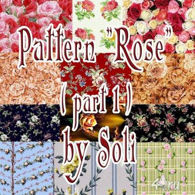 """Текстуры """"Роза"""" от Soli для Симс 3 в формате sims3pack"""
