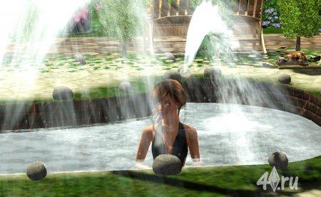 Лайна Баскилл by КиLькА для the Sims 3