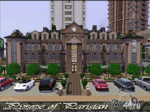 Раздел the sims 3 дополнения для симс 3 Дома на IriXpiX