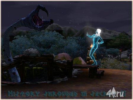 Sims-история. История, окутанная тайной 2