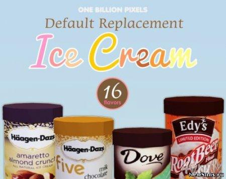 Мороженое для Симс3