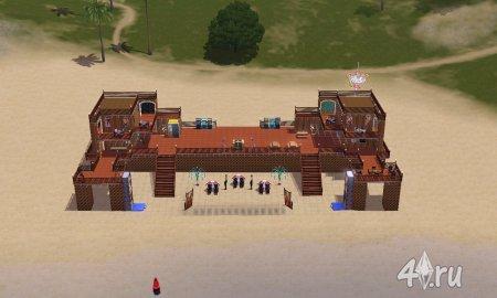 Скриншоты к общественному участку Пляж от anaconda