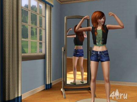 2. Установить на оригинал The Sims 3 (генератор ключей в папке Crack\r.