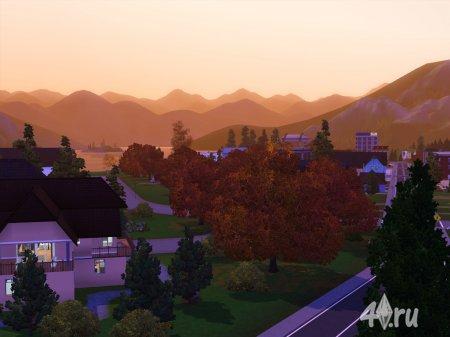 The Sims3 Времена года