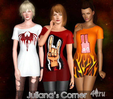 ������ �� Juliana's Corner ��� ���� 3