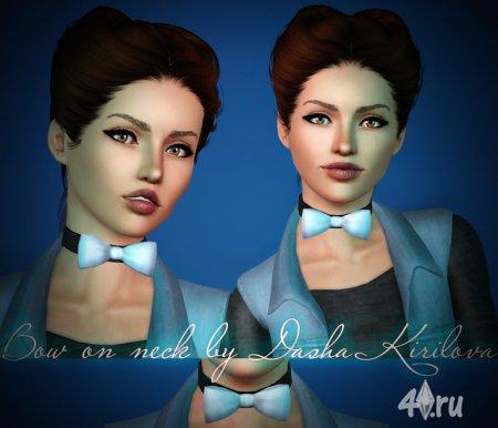 Бабочка от Dasha Kirilova для Симс 3 в формате sims3pack