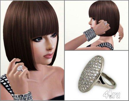 Кольцо от Irida для Симс 3 в формате sims3pack