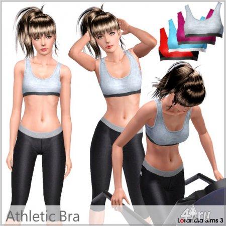 Спортивный костюм от Lorandia для Симс 3 в формате sims3pack