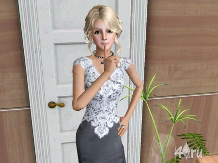 Симка Бритни Спирс (Britney Spears) для Sims 3 в формате sims3pack