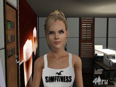 Симка Риз Уизерспун (Reese Witherspoon) для Симс 3