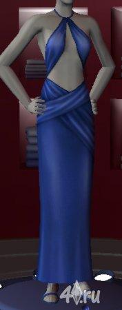 "Вечернее платье ""Jentel"" от MikoTo1 для Симс 3"
