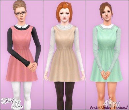 симс 3 одежда для беременных подростков