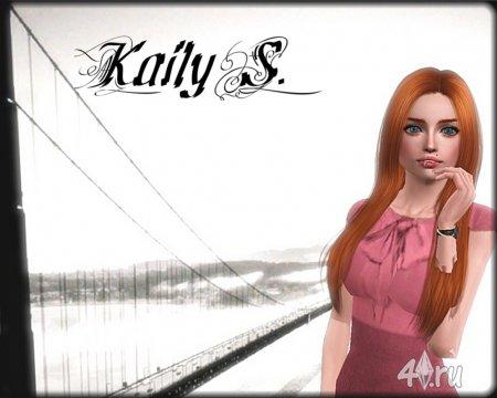 Симка Kaily s. от Marmorina для Sims 3