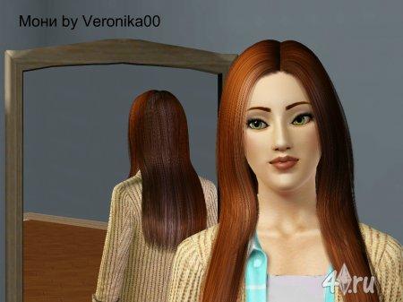 Мони by Veronika00 для Симс 3
