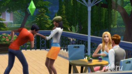 Подборка картинок и скриншотов из игры The Sims 4