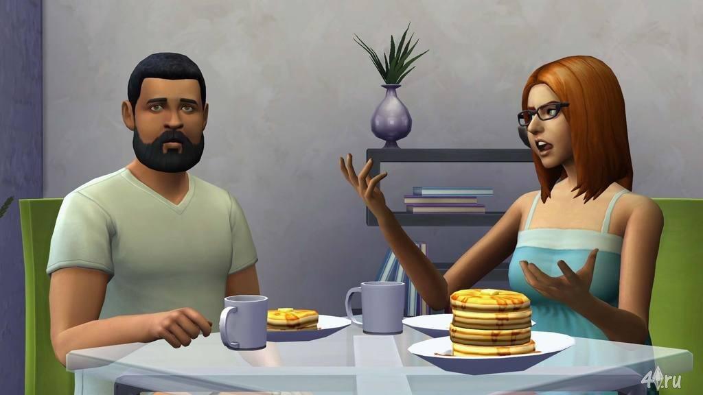 The sims интересные истории знакомства - 2c8
