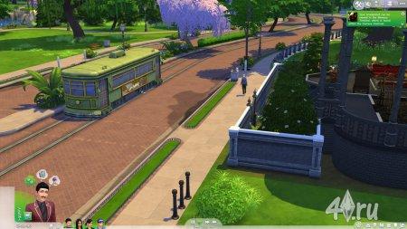Новые скриншоты TS4 из Уиллоу Крик и Оазиз Спрингс