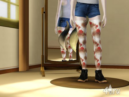 ����������� �������� ��� ���� 3 � ������� sims3pack
