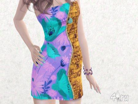 Платье для вашей симки в формате sims3pack