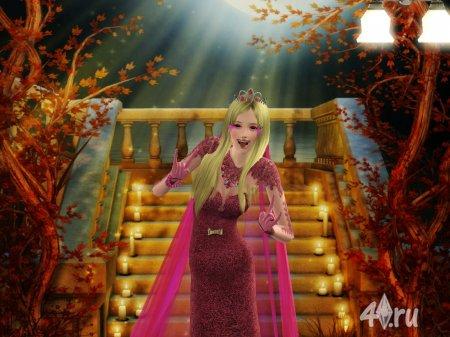 Мириам Фоли от Milena для Симс 3 в формате sims3pack