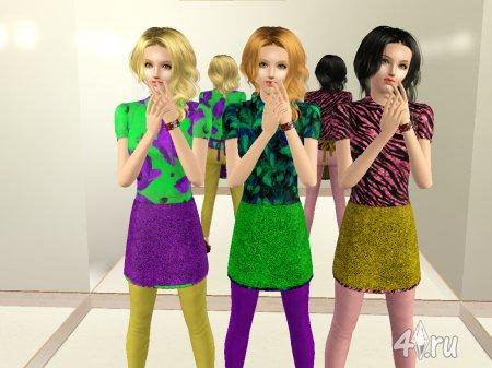 Одежда Для Симс 3 В Формате Sims3Pack