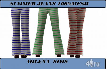 ������ ������ �� Milena sims ��� Sims 3 � ������� sims3pack