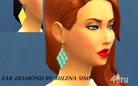 ������� ������ �� Milena sims ��� ���� 4 � ������� package