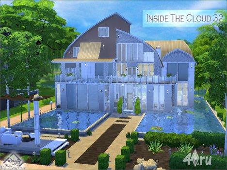 Ультрасовременный дом для Симс 4
