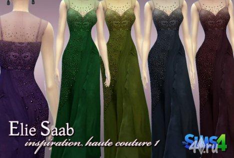 ������ ����������� �� Eliee Saab ��� ���� 4 � ������� package
