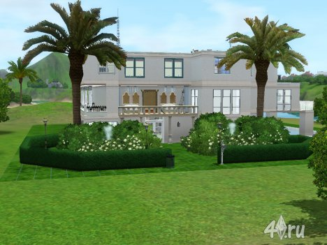 "��� ""������� ������"" �� Ellina123 ��� ���� 3 � ������� sims3pack"