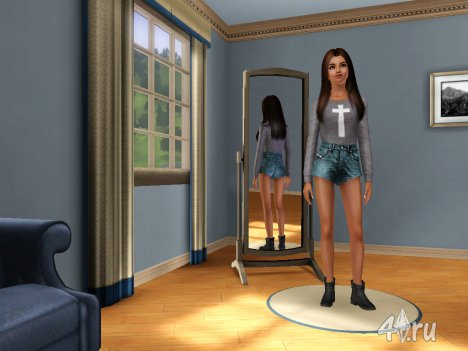 ��� �������� � ������� sims3pack