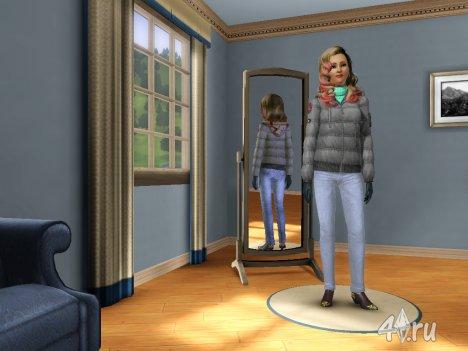 Симка Юлианна Кинг для Симс 3 в формате sims3pack