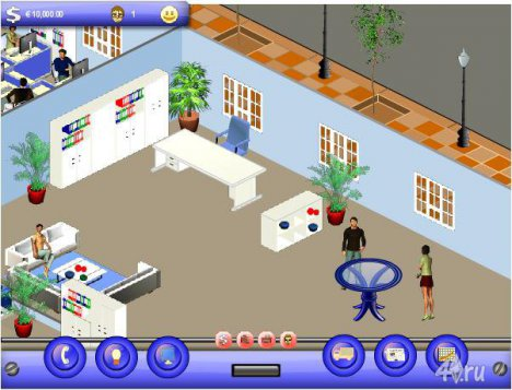 On-line игра The sims 3