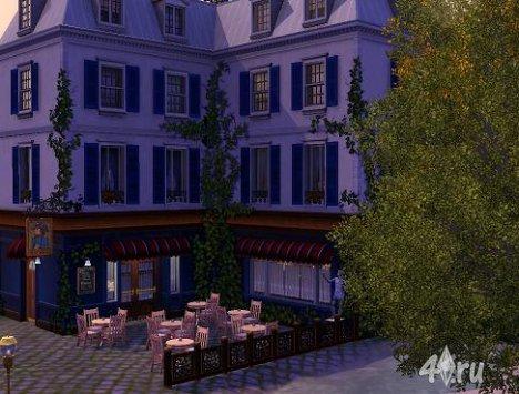 Город Золотой остров (Golden Isle) от MrAntonieddu для Симс 3 в формате sims3pack