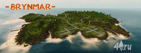 Город Brynmar от SimsOnTheRope для Симс 3 в формтае sims3pack