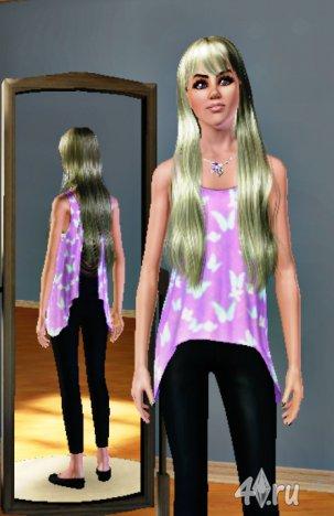 Симка от ВВ для игры Sims 3
