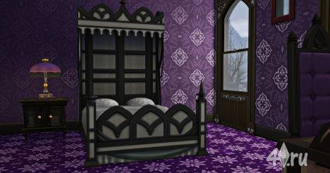 """Форготон Холлоу. Игровой набор The Sims 4 """"ВАМПИРЫ"""""""
