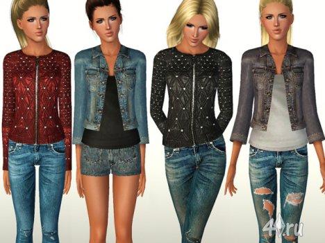 Сет одежды от ShakeProductions для Симс 3 в формате sims3pack