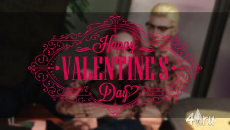 Коллекция дополнительного контента для Симс 3 ко Дню Святого Валентина 2017