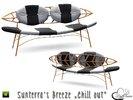 """Набор мебели и декора """"Sunterra's Breeze"""" от BuffSumm для The Sims 3"""
