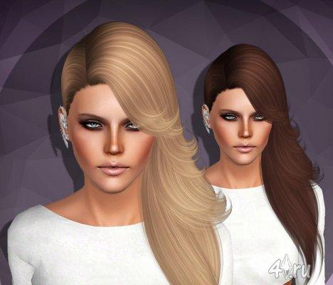 Пикантная причёска для Симс 3 от Nightcrawler в формате sims3pack
