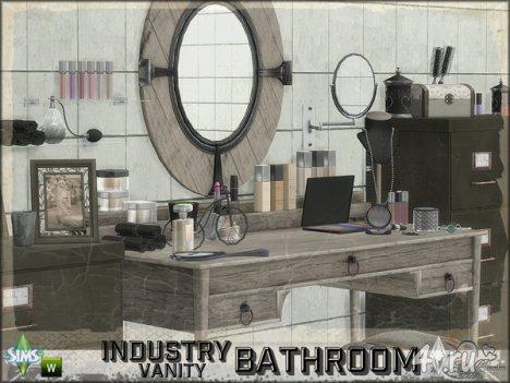 Ванная комната от BuffSumm для The Sims 4