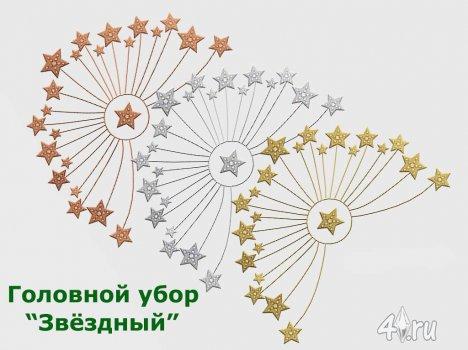 """Головной убор Ланы Дель Рей """"Звёздный"""" от Serenity для Симс 4"""