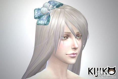 Аксессуар для волос от Kijiko для The Sims 4
