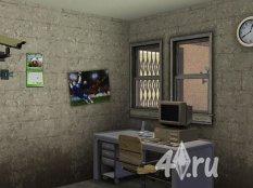 Старинный завод от Cyclonesue для Симс 3 в формате sims3pack