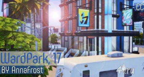 Урок. Как построить многоквартирный дом в игре The Sims 4